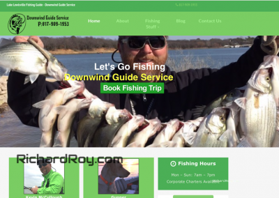 downwindfishingguide.com