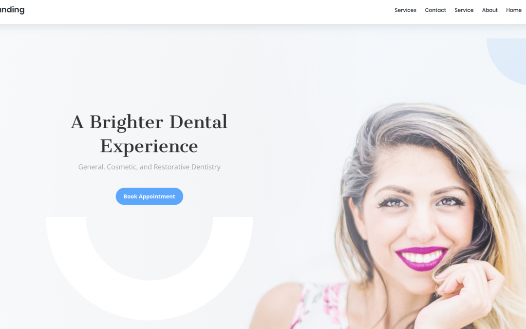 Divi Dental Theme