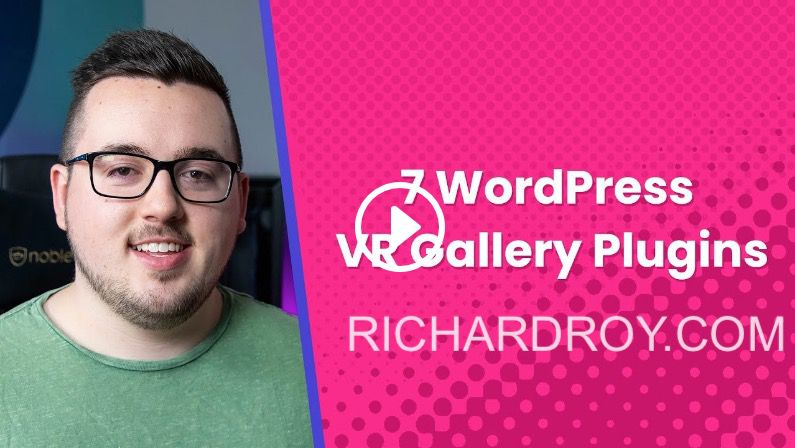 Wordpress VR Gallery Plugins